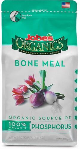 Jobe's Organics Bone Meal Perspective: front
