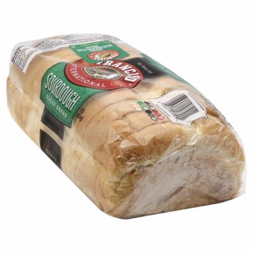 Francisco International Sourdough Sliced Bread Perspective: front