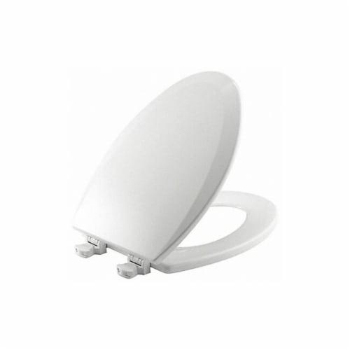 Bemis Toilet Seat,Elongated Bowl,Closed Front  1500EC 000 Perspective: front