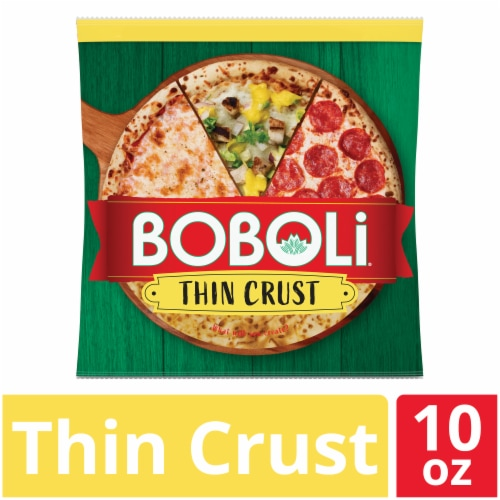 Boboli 12-Inch Thin Pizza Crust Perspective: front