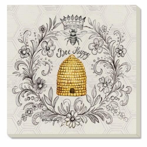 Conimar Bee Happy Coasters Perspective: front