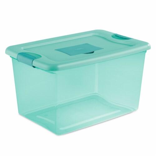 Sterlite Fresh Scent Box - Aqua Perspective: front