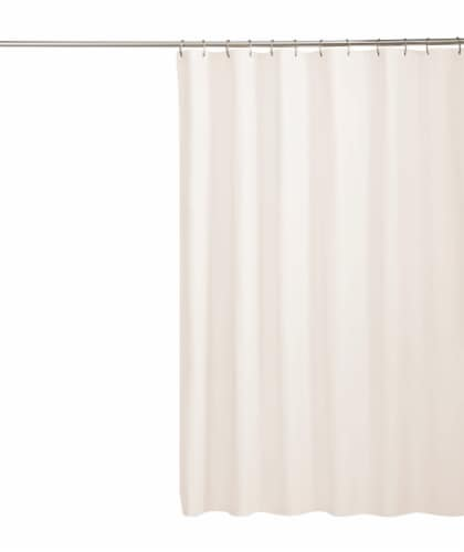 Maytex Mills Vaughn Shower Curtain - Ivory Perspective: front