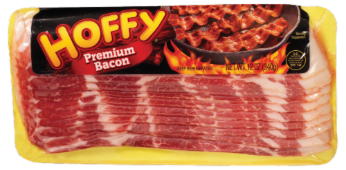 Hoffy Premium Bacon Perspective: front