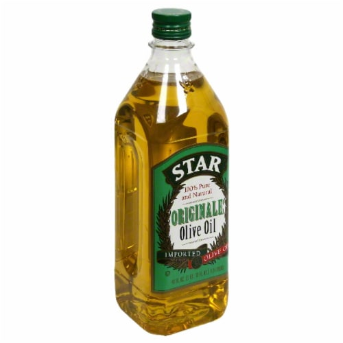 Star Originale Olive Oil Perspective: front