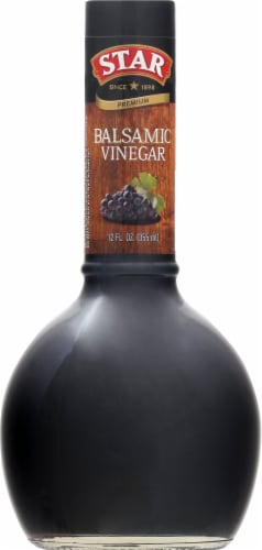 Star Balsamic Vinegar Perspective: front