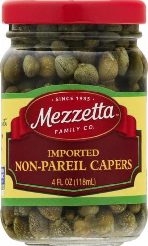 Mezzetta Nonpareil Capers Perspective: front