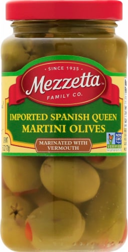 Mezzetta Martini Olives Perspective: front