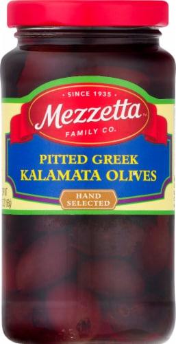 Mezzetta Pitted Greek Kalamata Olive Perspective: front
