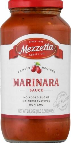Mezzetta Napa Valley Homemade Marinara Pasta Sauce Perspective: front