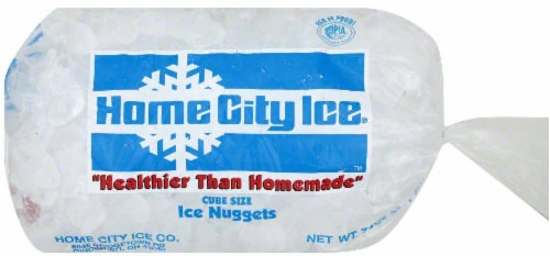 Home City Ice Perspective: front
