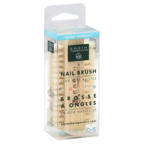 Earth Therapeutics Nail Brush Perspective: front
