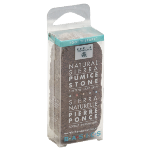 Earth Therapeutics Natural Sierra Pumice Stone Perspective: front