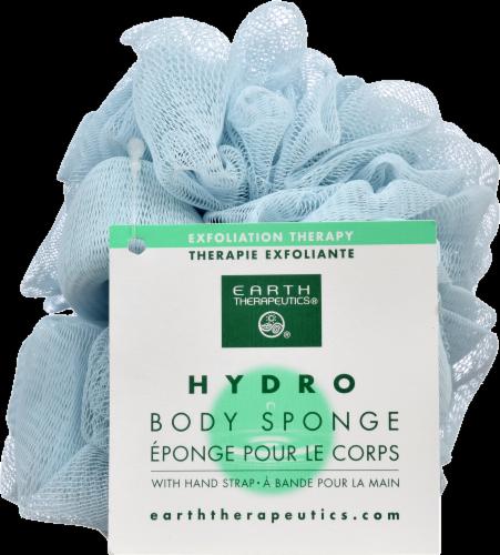 Earth Therapeutics Hydro Body Sponge Perspective: front