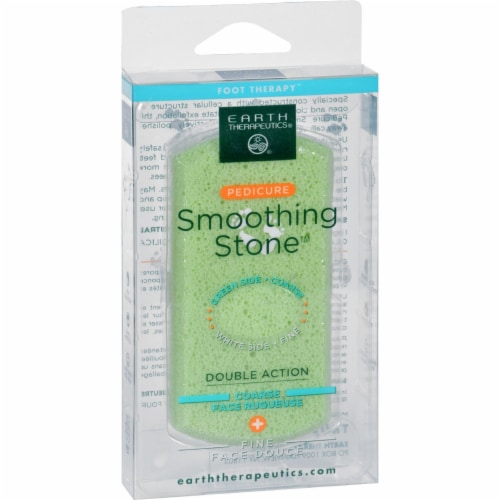 Earth Therapeutics Pedicure Smoothing Stone Perspective: front