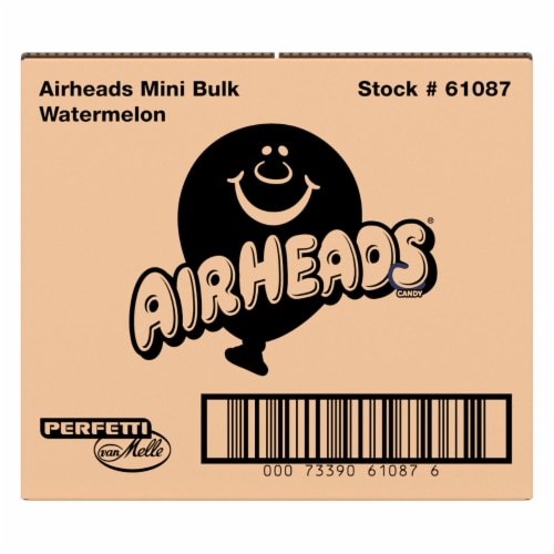 Airheads Watermelon Candy Perspective: front
