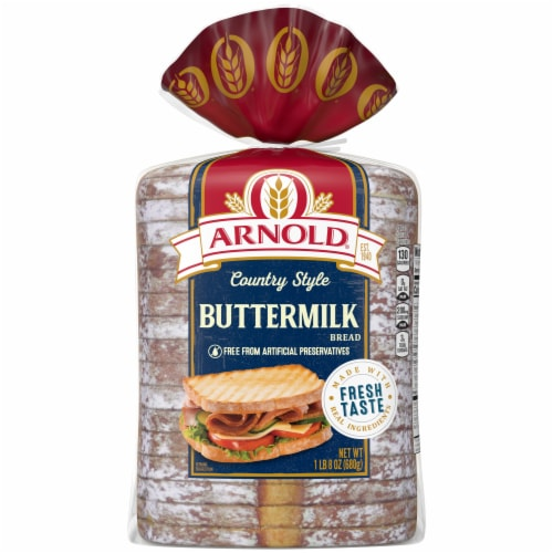 Arnold Country Buttermilk Bread Perspective: front