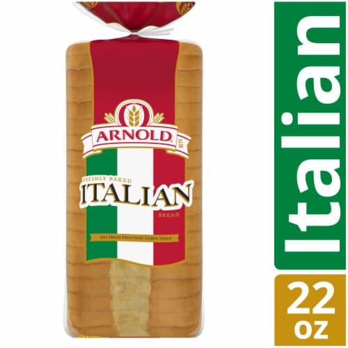 Arnold Premium Italian Sliced Bread Perspective: front