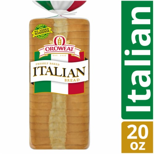 Oroweat Premium Italian Bread Perspective: front