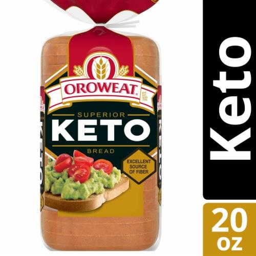 Oroweat® Keto Bread Perspective: front