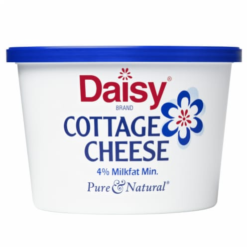 Daisy Pure & Natural Cottage Cheese Perspective: front