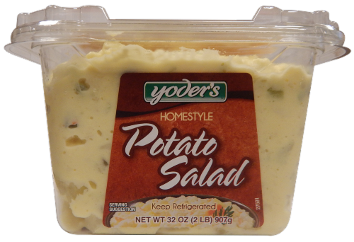 Yoder's Homestyle Potato Salad Perspective: front