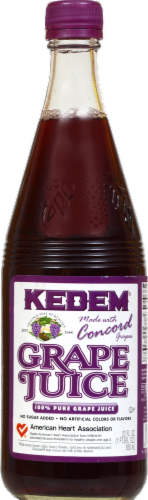 Kedem Concord Grape Juice Perspective: front
