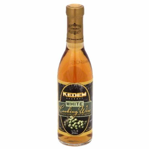 Kedem White Cooking Wine Perspective: front
