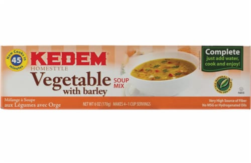 Kedem Vegetable Soup Mix Perspective: front