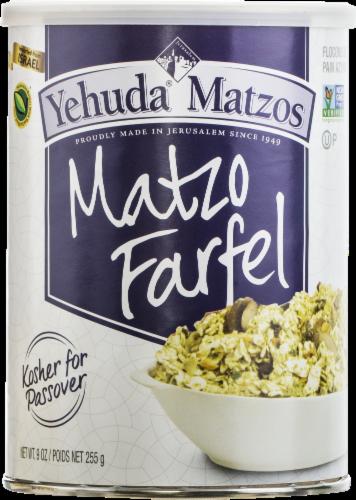 Yehuda Matzo Farfel Perspective: front