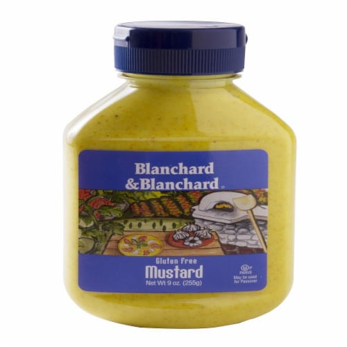 Savion Fireman's Frenzy Passover Mustard Perspective: front