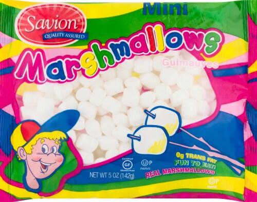 Savion Mini Marshmallows Perspective: front