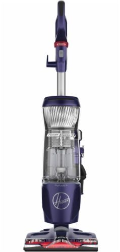 Hoover® PowerDrive™ Pet Upright Vacuum - Purple Perspective: front