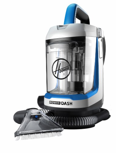 Hoover® Powerdash Corded Portable Carpet Cleaner Perspective: front