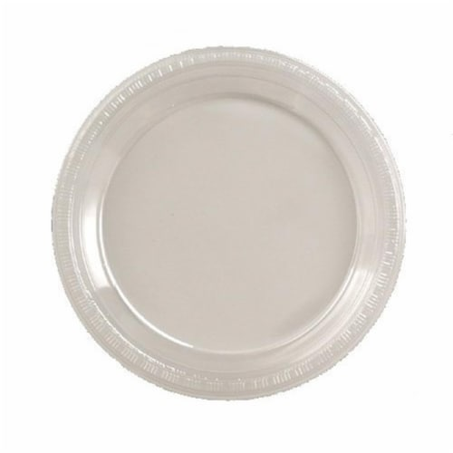 Creative Converting 28114121B Plate Dinner Case of 12 Perspective: front