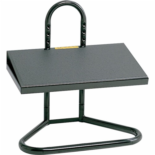 Task Master Adjustable Footrest - Safco Perspective: front