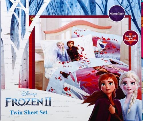 Frozen 2 Sheet Set Perspective: front