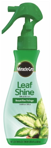 Miracle-Gro Leaf Shine Perspective: front