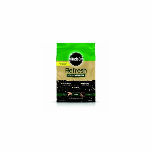 Scotts Miracle Gro 249539 4.7 lbs Refresh All in 1 Soil Revitalizer Perspective: front
