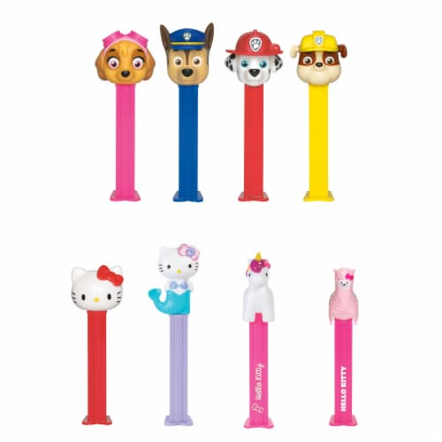 Pez Favorites Candy Dispensers - Assorted Perspective: front
