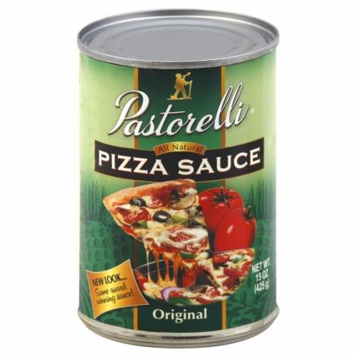 Pastorelli Original Pizza Sauce Perspective: front