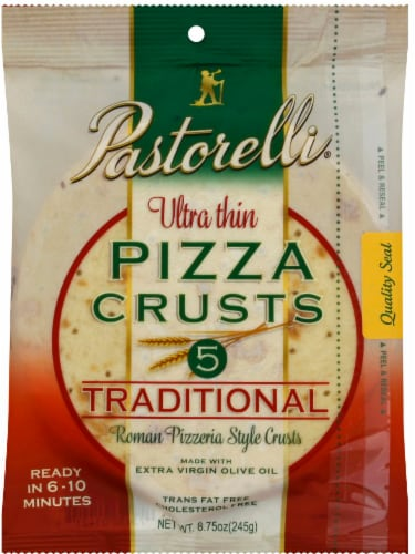 Pastorelli Traditional Crust Perspective: front