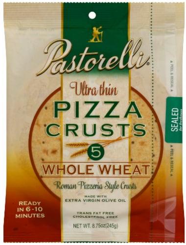 Pastorelli Italian Pizza Crust Perspective: front