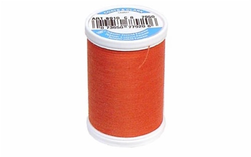 C&C Dual Duty XP All Purp 250yd Tomato Bisque Perspective: front
