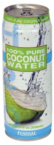Festival Pure Coconut Water Perspective: front