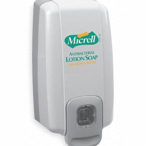 Gojo Soap Dispenser,1000mL,Dove Gray  2125-06 Perspective: front
