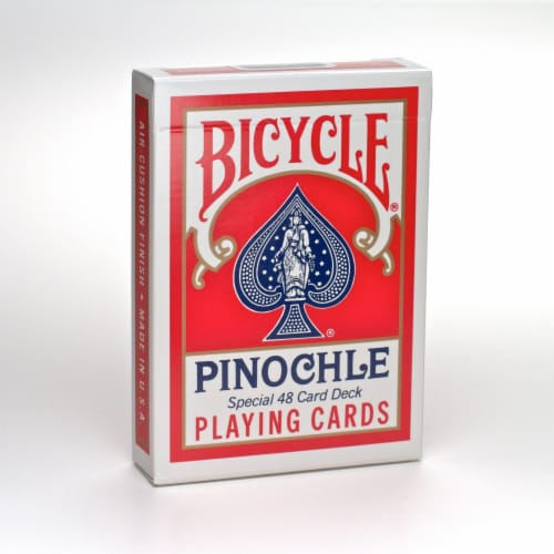 Bicycle® Pinochle Playing Cards Perspective: front