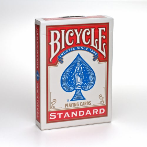 Bicycle® Standard Playing Cards Perspective: front