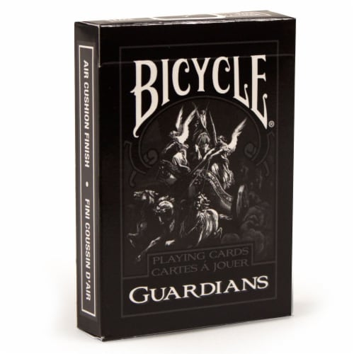 Guardians - Bicycle Playing Cards Perspective: front