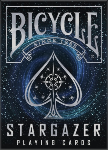 Bicycle® Stargazer Playing Cards Perspective: front